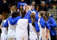 Cabrini women's basketball